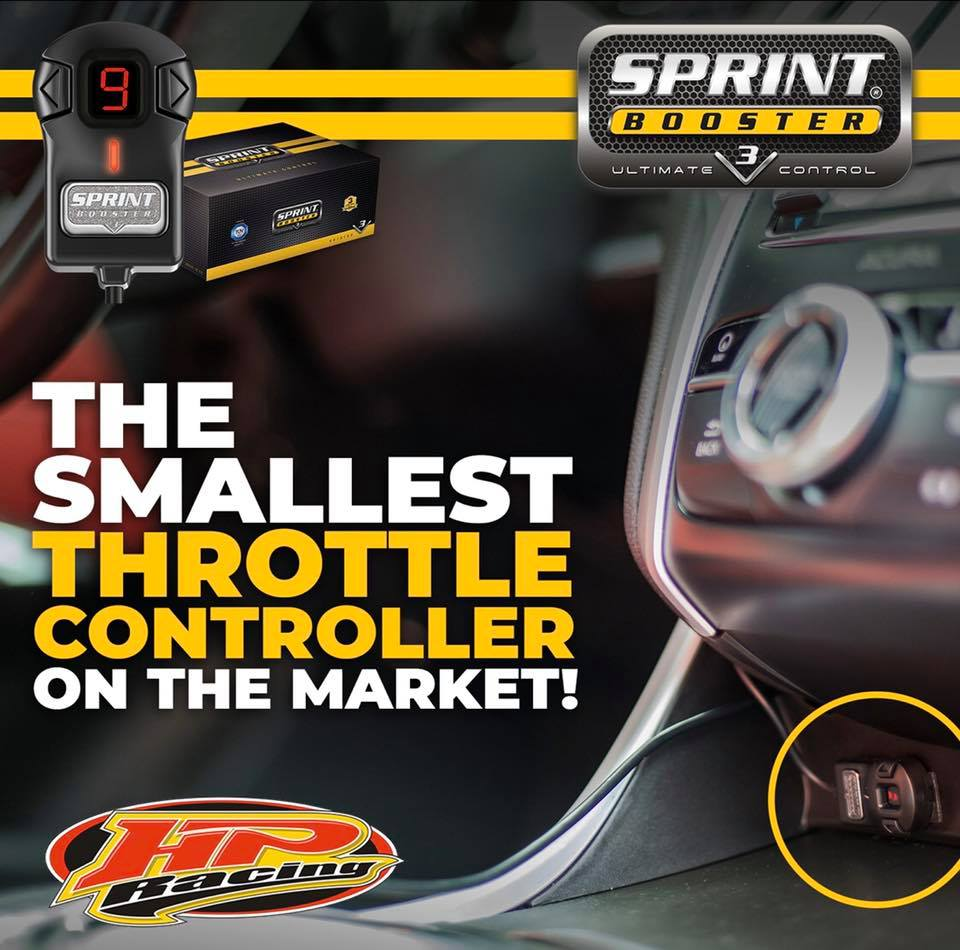 "Plug In & Take Off!  So what is a Sprint Booster?  Sprint Booster is the ""O..."